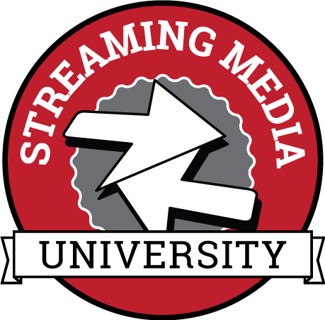 Streaming Media University Logo