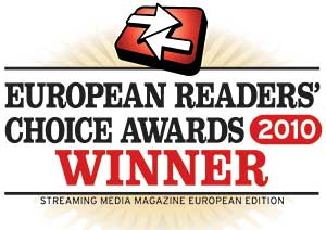 European Readers' Choice Awards 2010