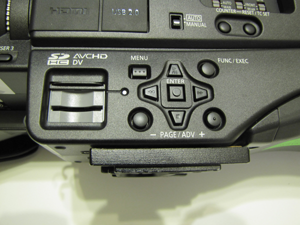 Review: Panasonic AG-HMC80 Shouldermount Camcorder