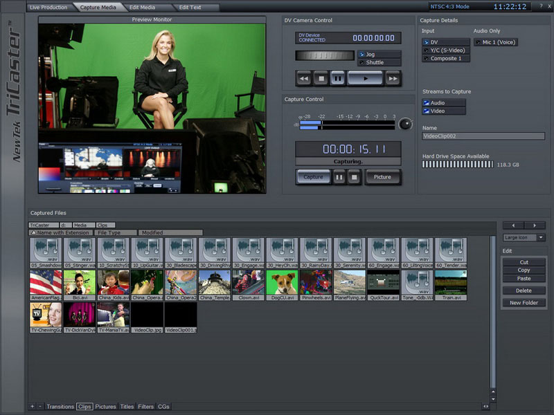 NewTek TriCaster 850 Extreme