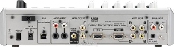 Roland VR-3 A/V Mixer