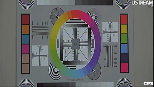 Roland VR-3 A/V Mixer Output