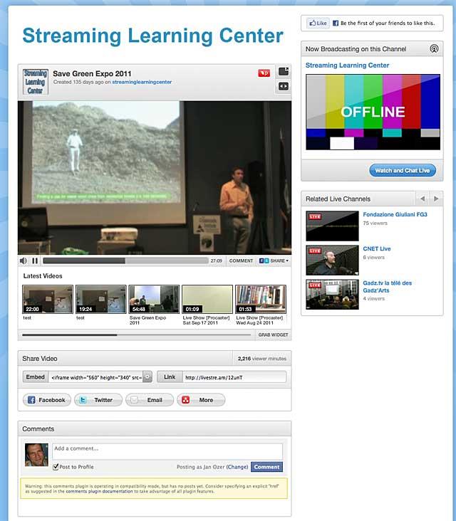 Livestream 2