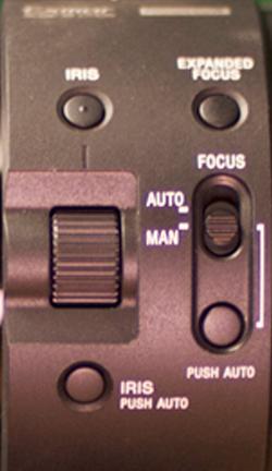 FS100 Iris wheel