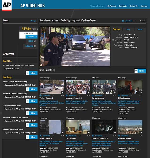 AP Video Hub