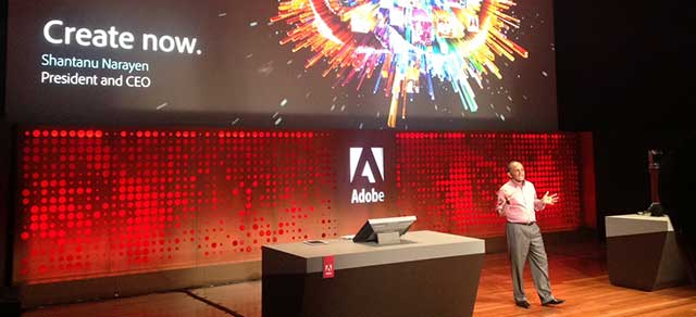 Adobe Launch Event