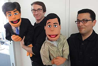 The Daily Puppets