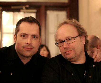 Ray Roman and David Robin