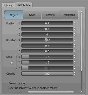 NewBlur Titler Pro