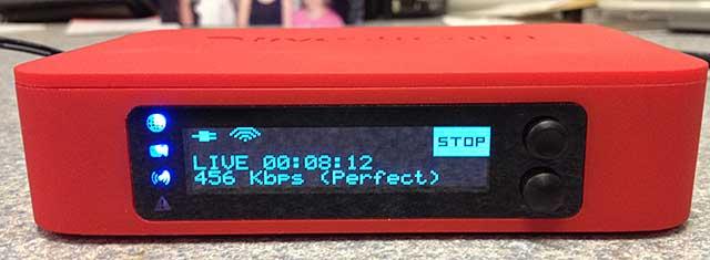Livestream Broadcaster 1