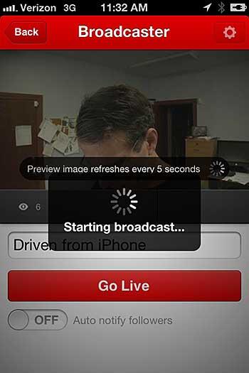 Livestream Broadcaster 4
