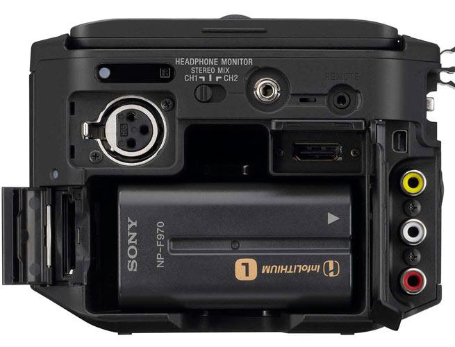 Sony NEX-FS100