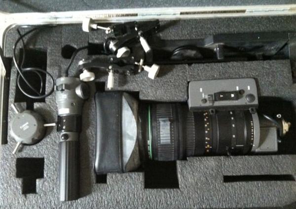 Canon 33x11 lens