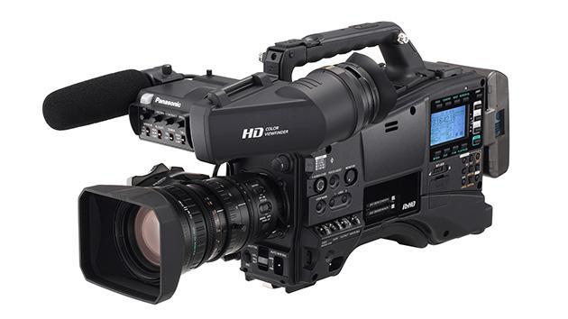 Panasonic AG-HPX600 P2 HD Shouldermount