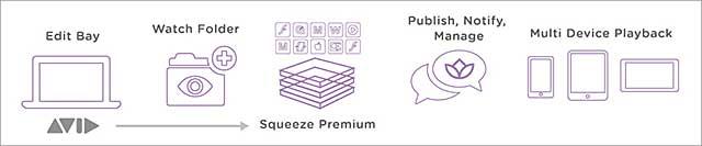 Squeeze Premium Workflow