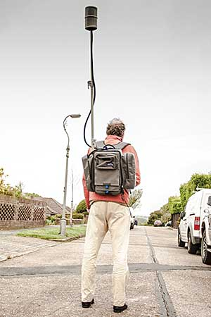 The Mobile Viewpoint CellMux Backpack Solution: A Hands-On Review