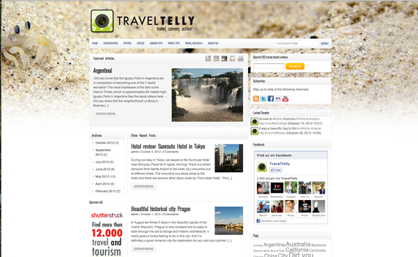 TravelTelly.com