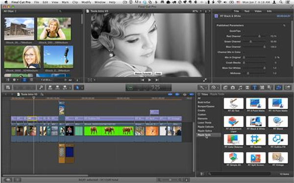 Ripple Tools for FCP X