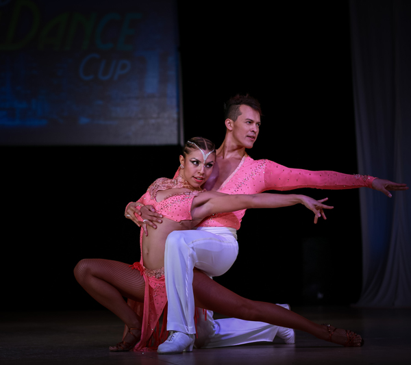 World Latin Dance Cup Finals 2012