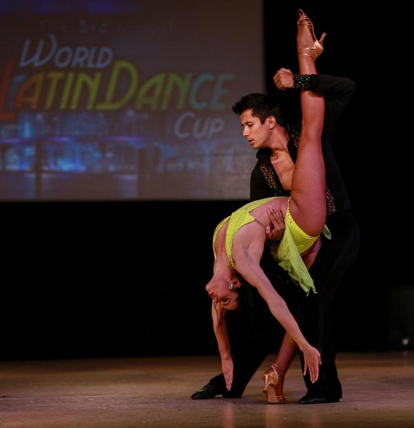 World Latin Dance Cup Finals 2012