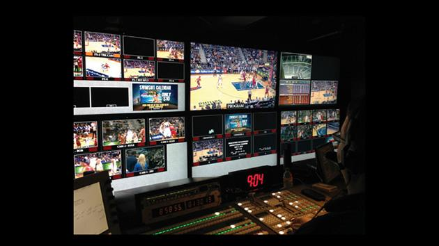 Atlanta Hawks Ross Video 3 M/E Switcher