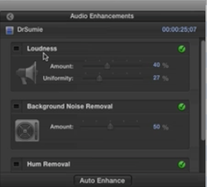 Tutorial: Reducing Background Noise and Removing Pops and Clicks in