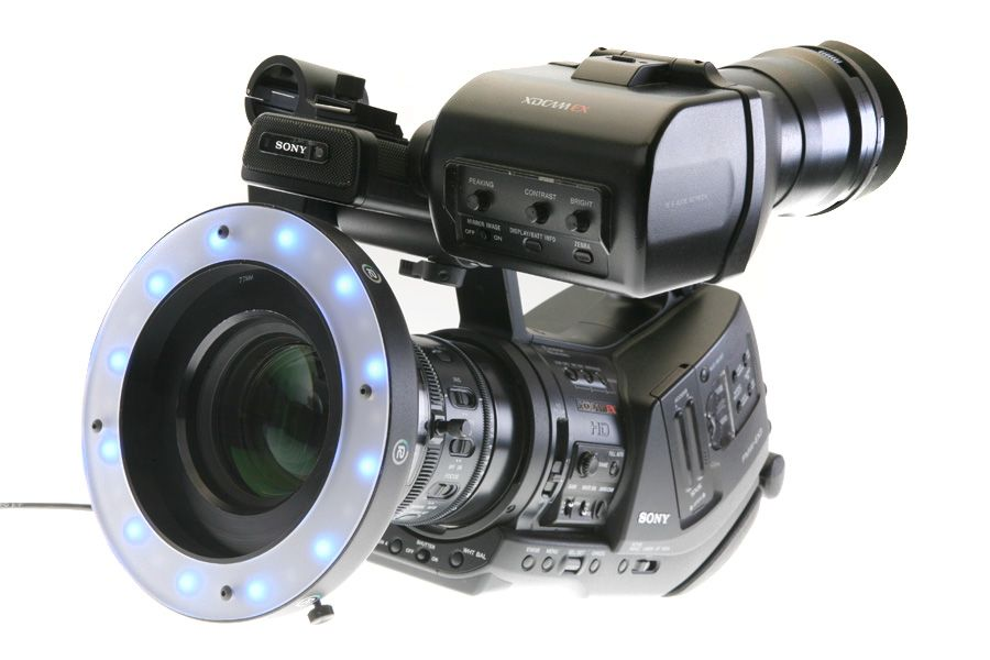 Sony EX3 Reflecmedia ringlight