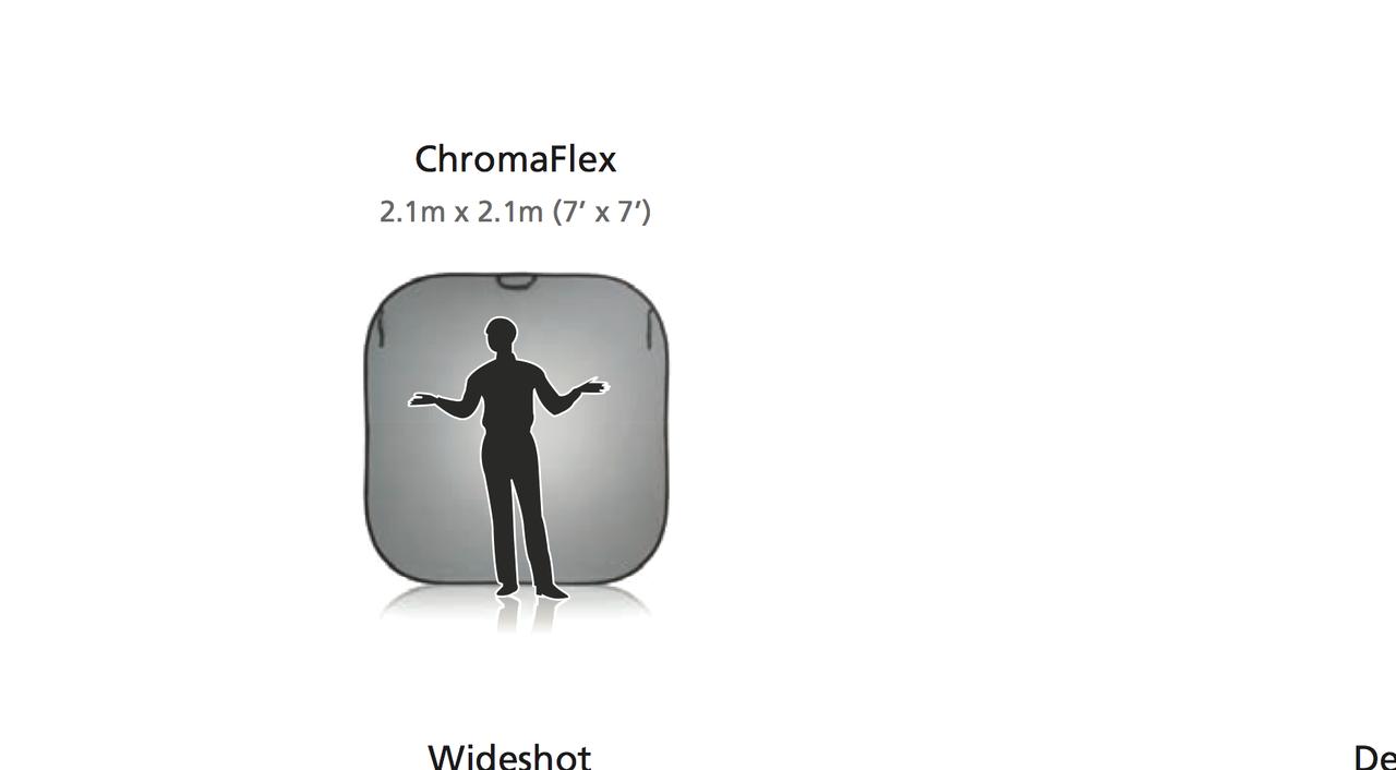 Reflecmedia ChromaFlex