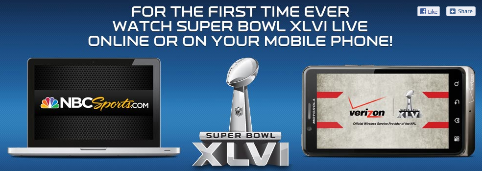 Super Bowl Streaming Droid