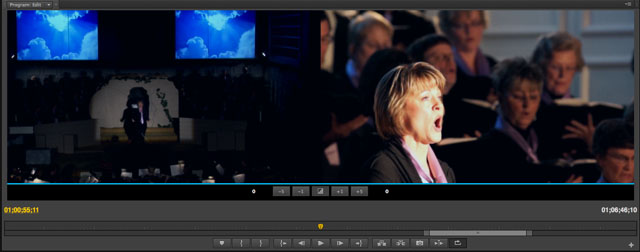 Adobe Premiere CS6 Trim Controls