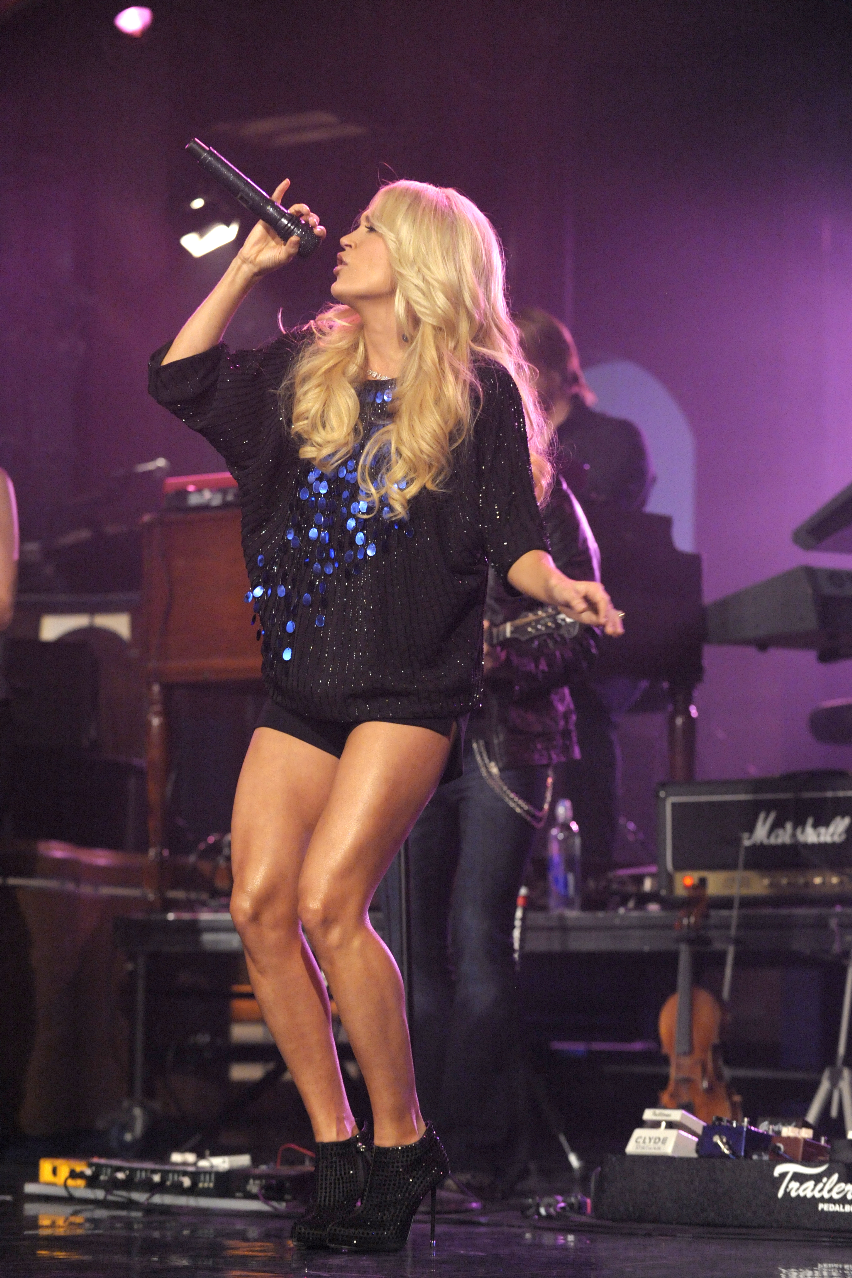 Vevo Carrie Underwood
